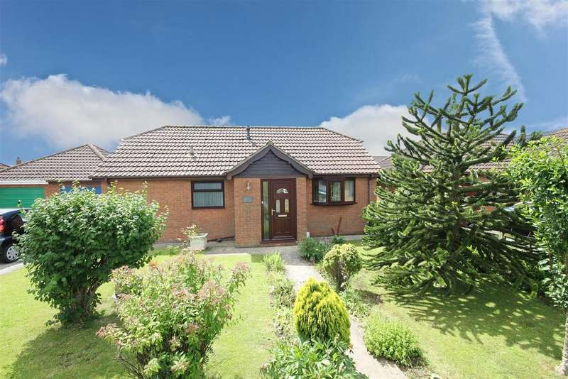 2 Bedrooms Detached Bungalow for sale in 3 Orchard Close, Mablethorpe