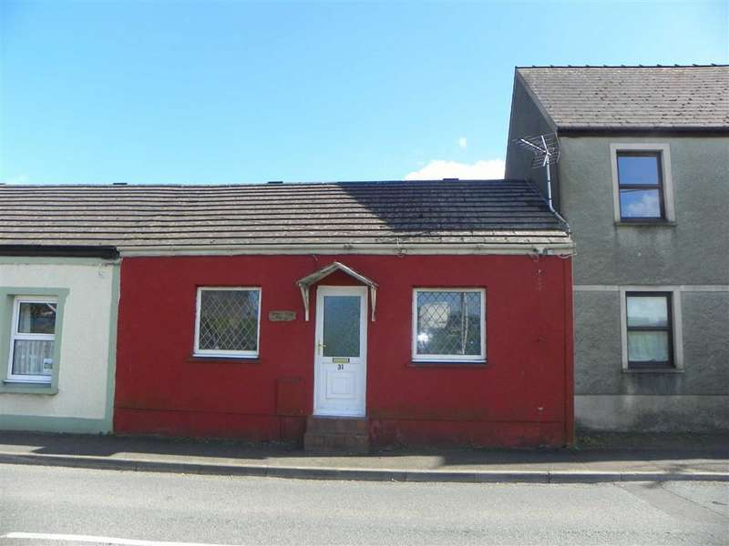 2 Bedrooms Property for sale in Monkton, Pembroke