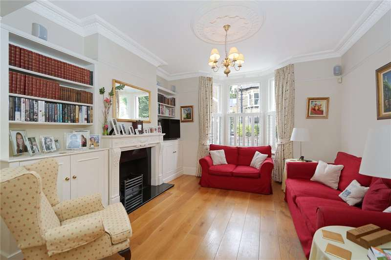 5 Bedrooms Terraced House for sale in Parthenia Road, London, SW6
