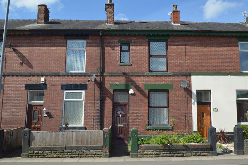 3 Bedrooms Town House for sale in Ainsworth Road, Radcliffe, MANCHESTER, M26