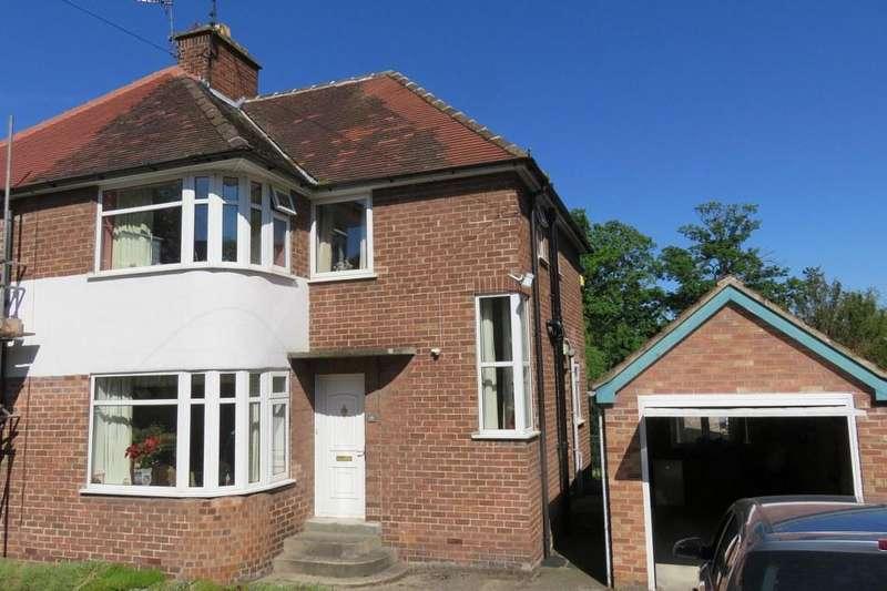 3 Bedrooms Semi Detached House for sale in 19 Welham Road, Norton YO17 9DP