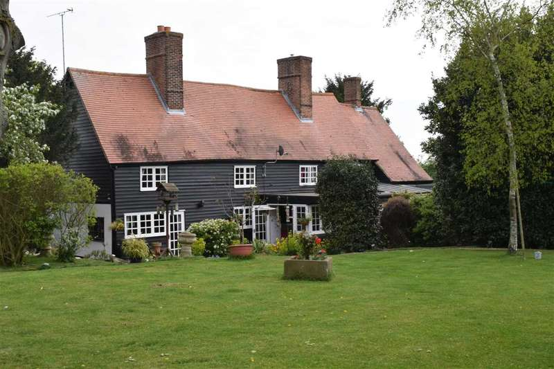 6 Bedrooms Detached House for sale in Blackwater Cottage, Hatfield Road, Langford, Maldon
