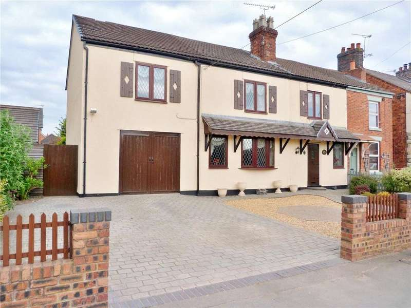 5 Bedrooms Semi Detached House for sale in Sydney Road, Sydney, Crewe, Cheshire, CW1