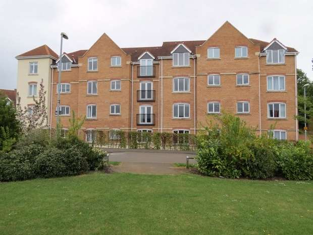 2 Bedrooms Flat for sale in Middlebrook Green, Market Harborough, Leicestershire