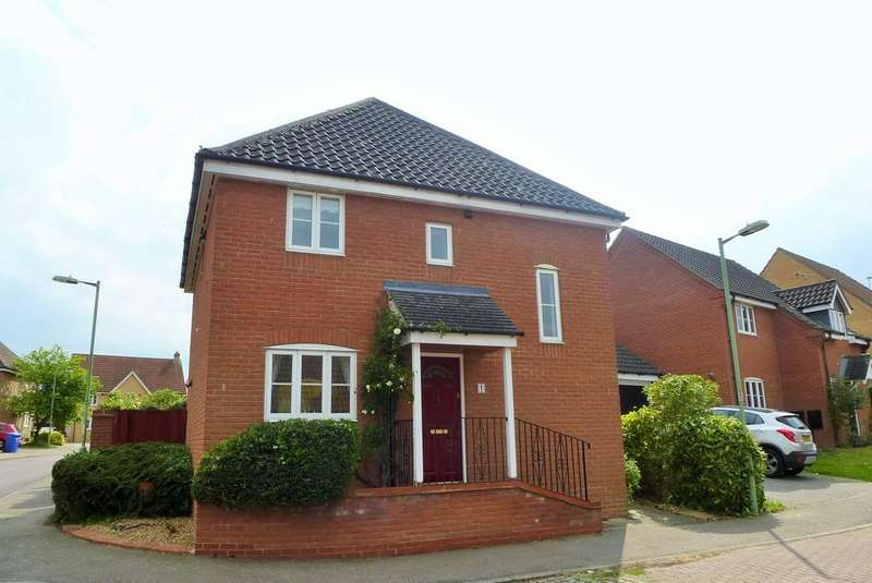 3 Bedrooms Detached House for sale in Bungay