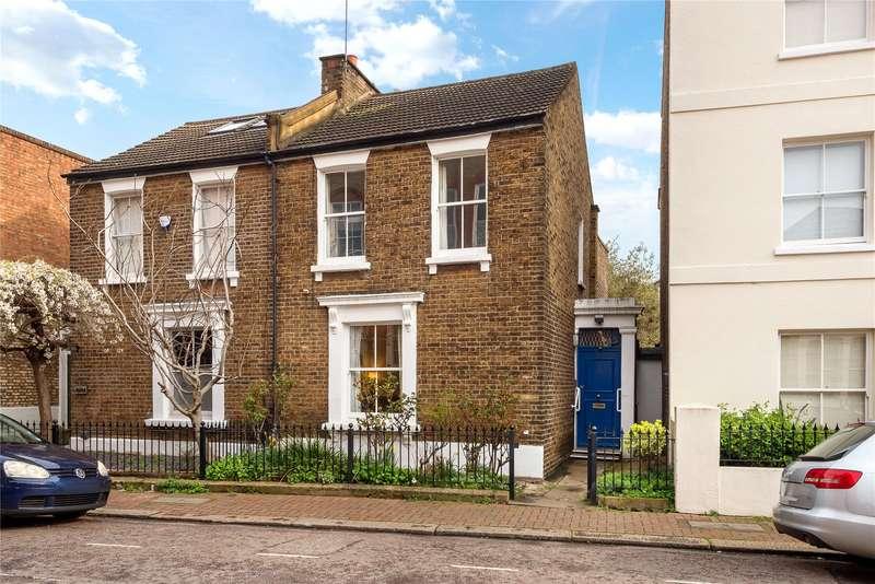 3 Bedrooms Semi Detached House for sale in Bridge Lane, London, SW11