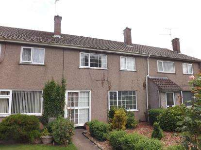 3 Bedrooms Terraced House for sale in Hamble Close, Thornbury, Bristol, Gloucestershire