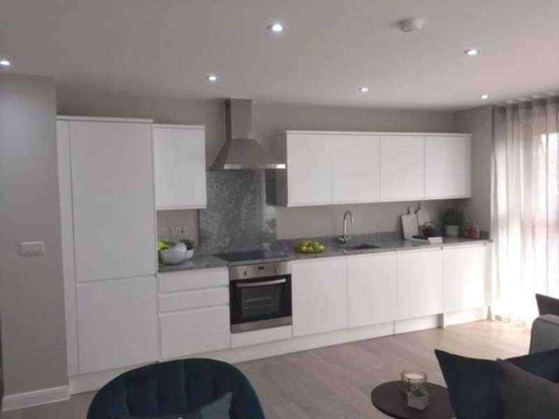 1 Bedroom Apartment Flat for sale in Ilderton Road, New Bermondsey, SE16 3LA