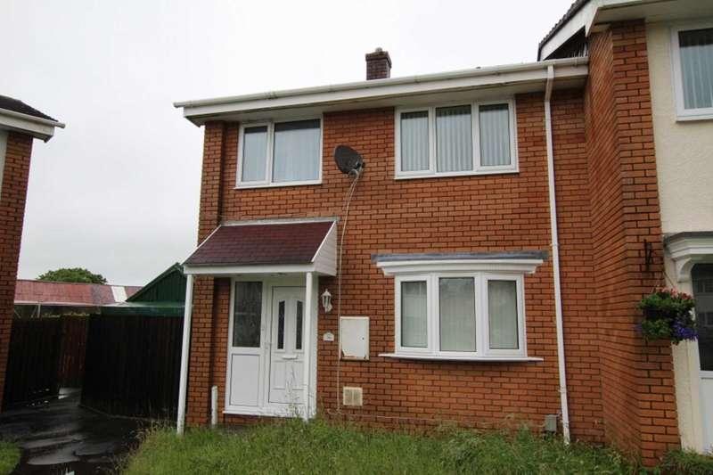 3 Bedrooms Semi Detached House for sale in Gwalia Close, Gorseignon