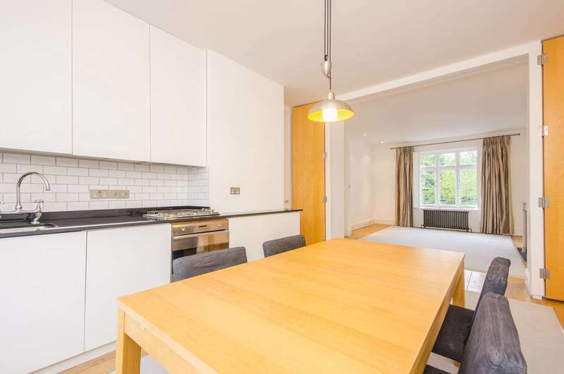 1 Bedroom Flat for sale in Clarendon Road, Holland Park, W11