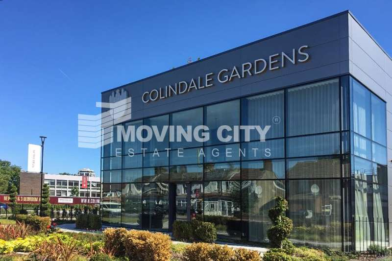 2 Bedrooms Flat for sale in Colindale Gardens, Colindale, NW9