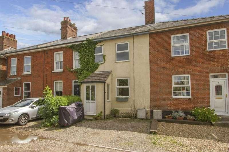 2 Bedrooms Terraced House for sale in Bath Avenue, Dereham, Norfolk