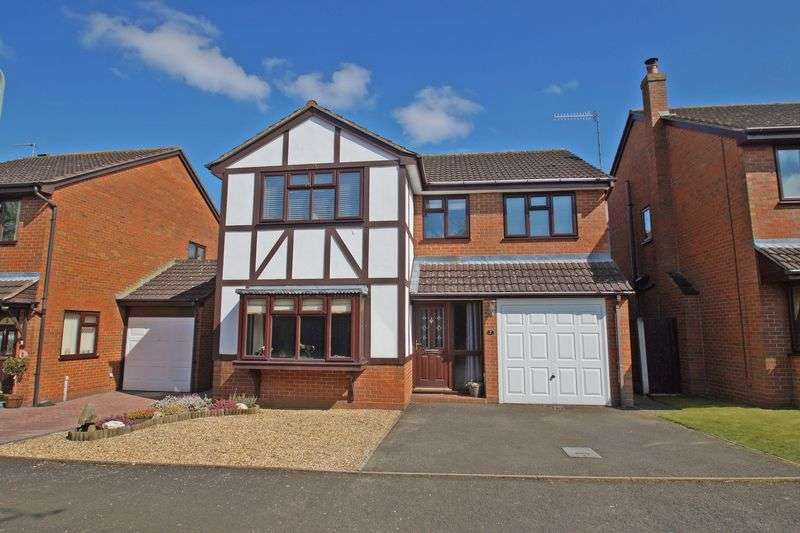 4 Bedrooms Property for sale in Fringe Green Close Aston Fields, Bromsgrove