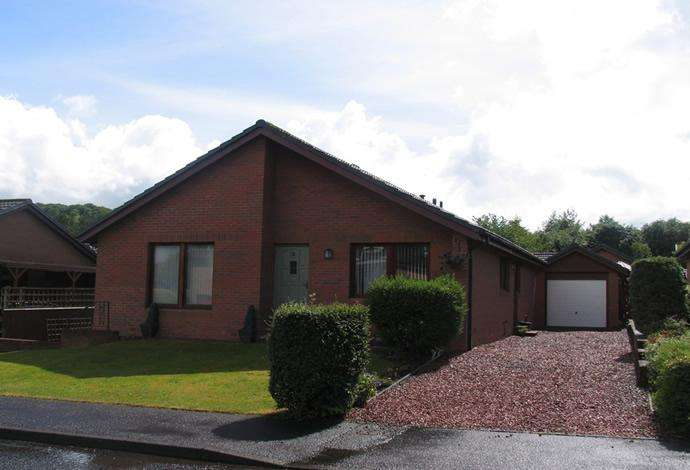 3 Bedrooms Bungalow for sale in 2 Riverside Drive, Tweedbank, TD1 3SH