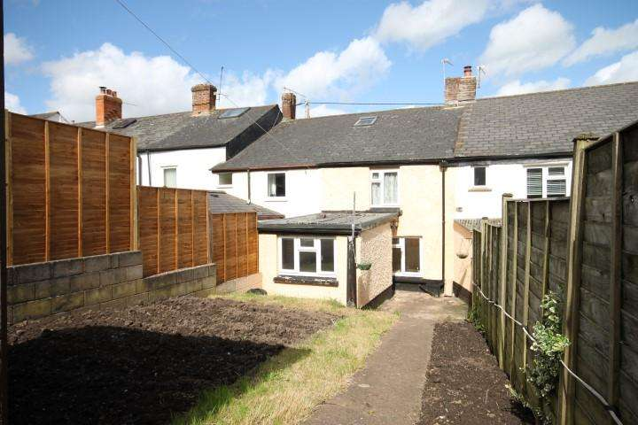 2 Bedrooms Cottage House for sale in Cullompton EX15 1ED