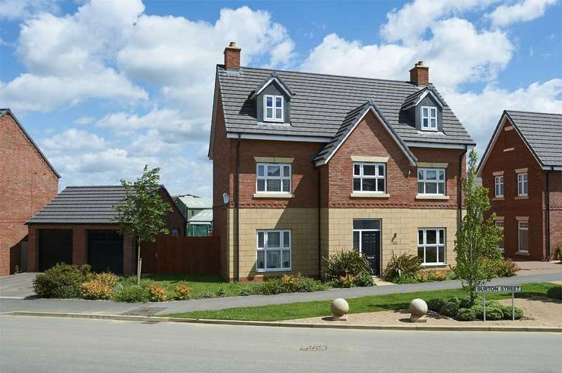 5 Bedrooms Detached House for sale in Burton Street, Market Harborough, Leicestershire
