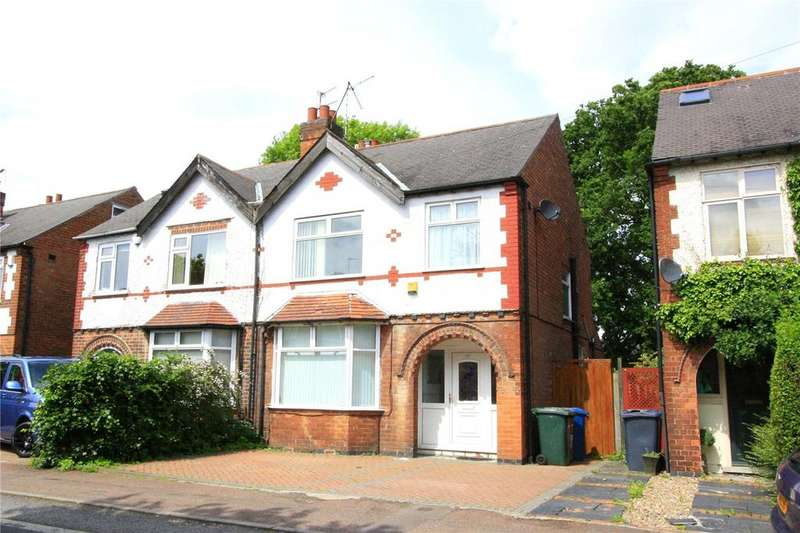 3 Bedrooms House for sale in Rutland Road, West Bridgford, Nottingham, NG2