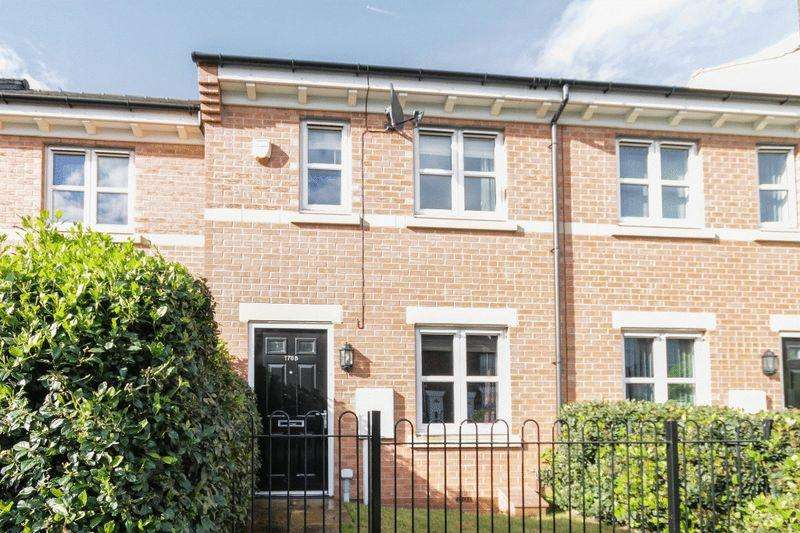 2 Bedrooms Terraced House for sale in Ashbourne Road, Derby
