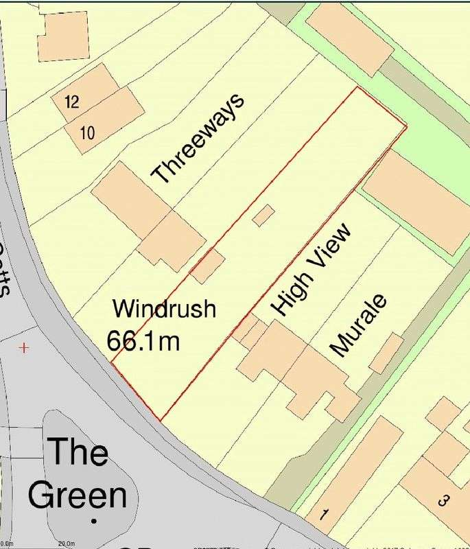Property for sale in 6 The Green, Standlake
