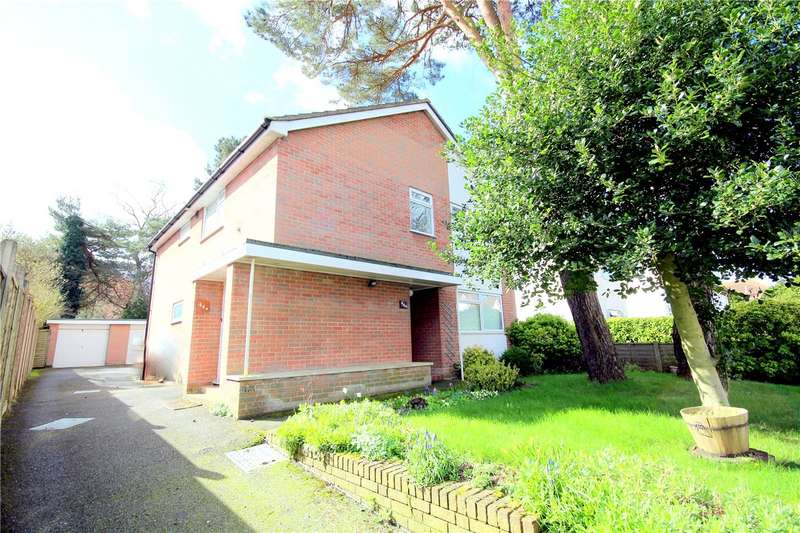 2 Bedrooms Flat for sale in Parkstone Avenue, Lower Parkstone, Poole, Dorset, BH14