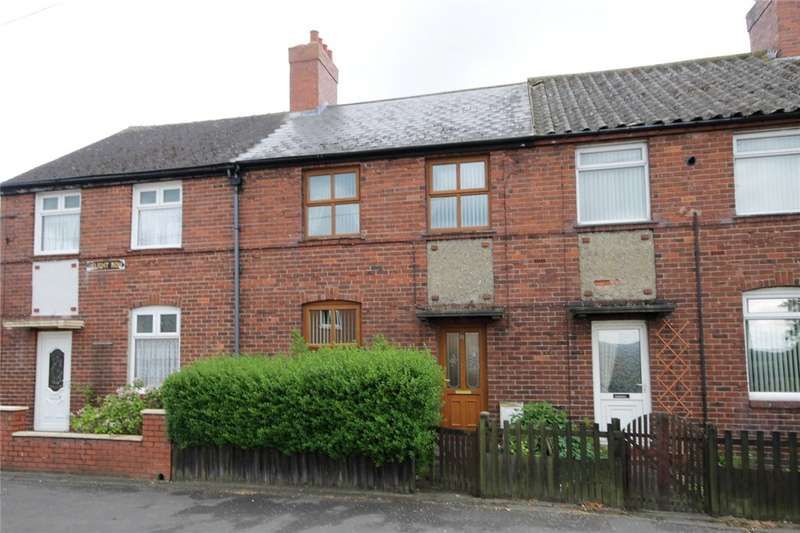 3 Bedrooms Terraced House for sale in Delight Row, Dipton, Stanley, DH9