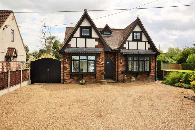 3 Bedrooms Detached House for sale in Semi Rural Location