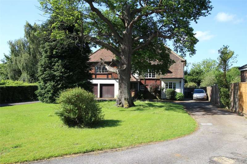4 Bedrooms Detached House for sale in Marshalswick Lane, St. Albans, Hertfordshire, AL1