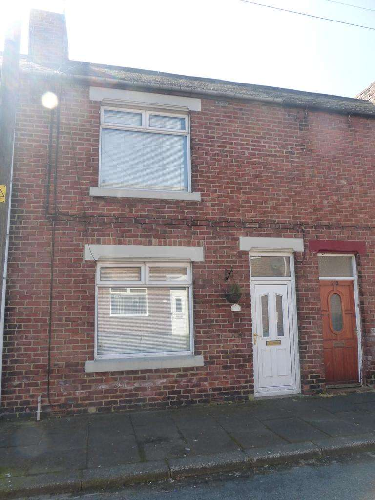 2 Bedrooms Terraced House for sale in Albert Street, Chilton DL17