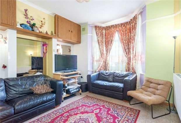 3 Bedrooms End Of Terrace House for sale in Letchford Gardens, College Park, London