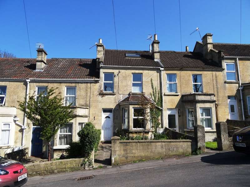 1 Bedroom Ground Flat for sale in Lansdown View, Bath
