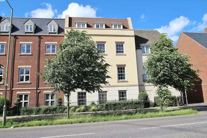 2 Bedrooms Property for sale in 8 Welch Way, Witney
