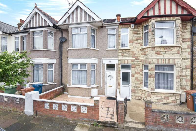 4 Bedrooms Terraced House for sale in Havelock Road, Harrow, Middlesex, HA3