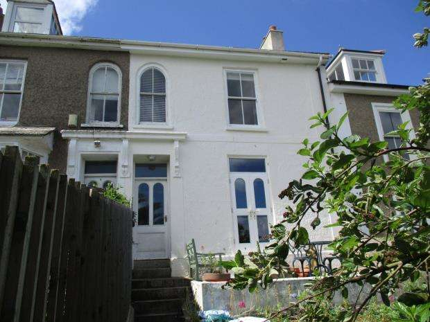 3 Bedrooms Terraced House for sale in Bellair Terrace, St. Ives, Cornwall