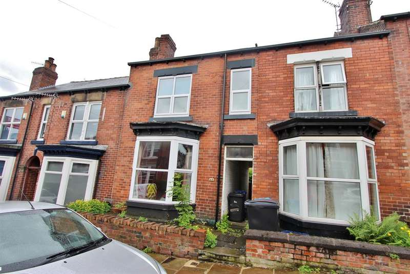 5 Bedrooms Terraced House for sale in Peveril Road, Greystones, Sheffield, S11 7AP