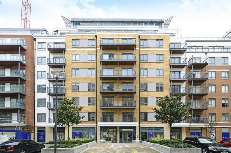 3 Bedrooms Flat for sale in Boulevard Drive, Colindale, NW9