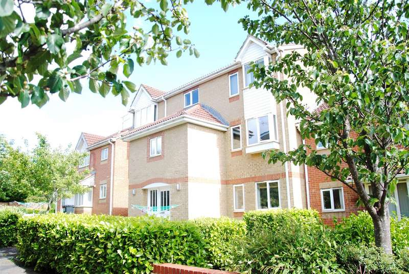 1 Bedroom Flat for sale in Barnum Court, Swindon
