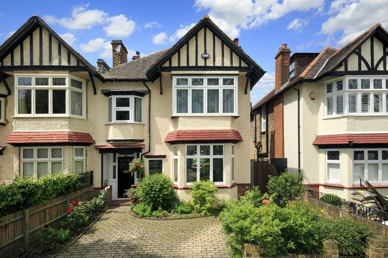 4 Bedrooms End Of Terrace House for sale in Ennerdale Road, Kew