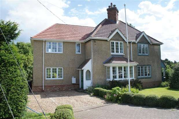 3 Bedrooms Semi Detached House for sale in Colesden Road, Wilden