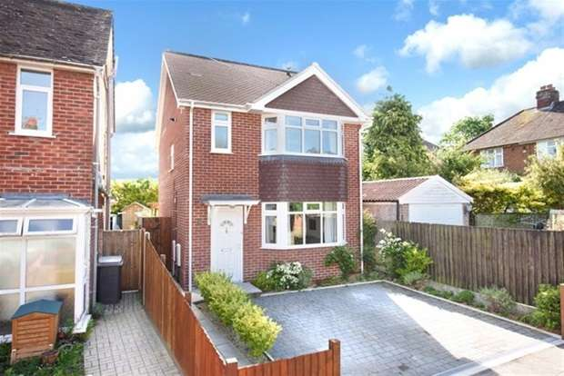 3 Bedrooms Detached House for sale in Luxfield Road, Warminster