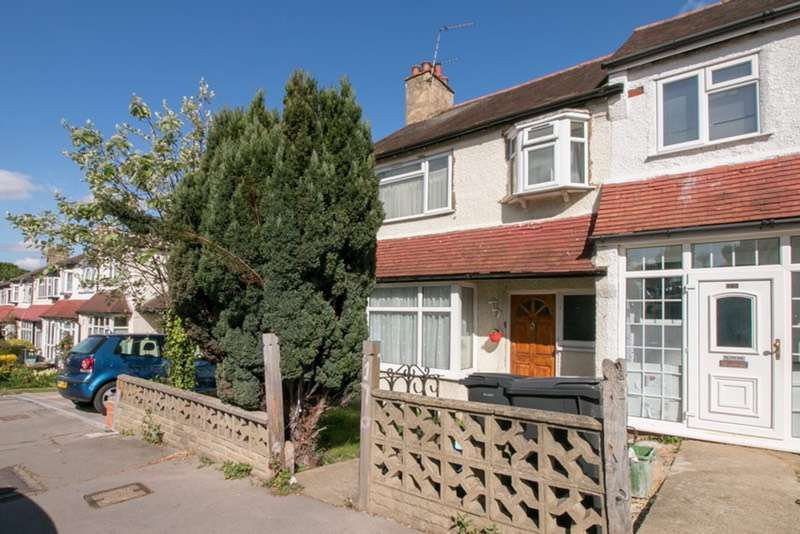 3 Bedrooms Terraced House for sale in Norbury Court Road, London, London, SW16
