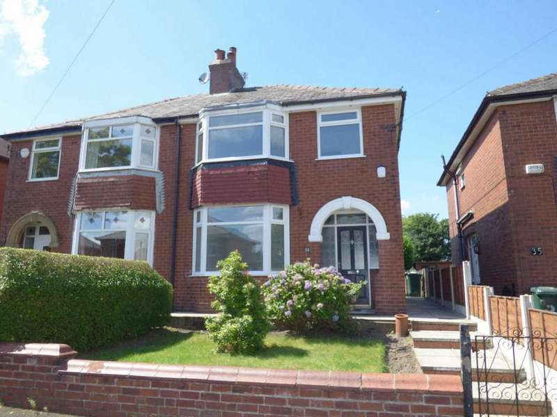3 Bedrooms Semi Detached House for sale in Kings Road, Rochdale, Lancashire, OL16