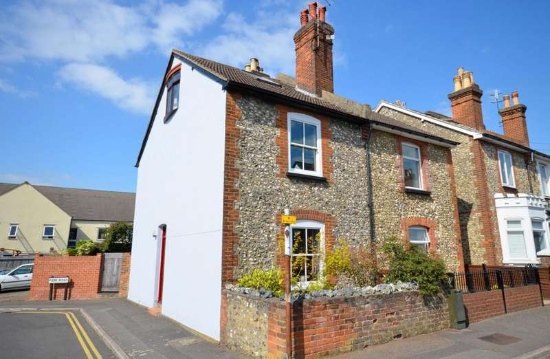 2 Bedrooms Semi Detached House for sale in Guildford