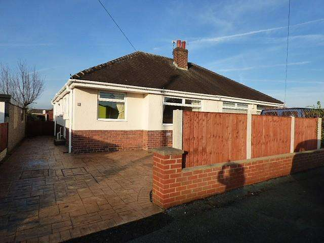 2 Bedrooms Bungalow for sale in Arnside Grove, Warrington