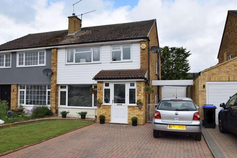 3 Bedrooms Semi Detached House for sale in Nursery Road, Taplow, Maidenhead, SL6