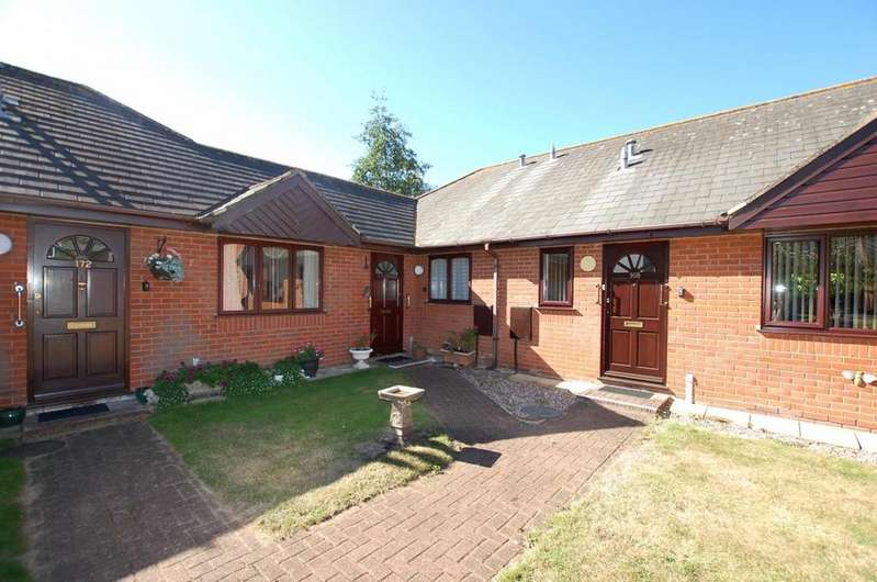 2 Bedrooms Terraced Bungalow for sale in Victoria Gardens, Colchester, Essex, CO4