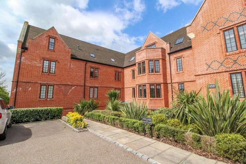 2 Bedrooms Apartment Flat for sale in Albert Court, The Galleries, Warley, Brentwood, Essex, CM14