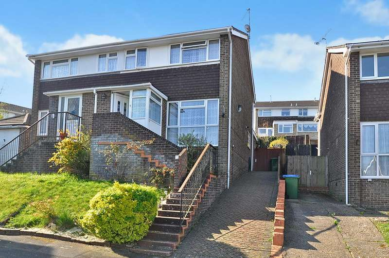 3 Bedrooms Semi Detached House for sale in Arden Close, West End Park, Southampton, Hampshire, SO18 5QE
