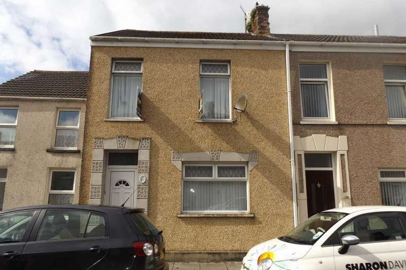 3 Bedrooms Terraced House for sale in Ropewalk Road, Llanelli, Llanelli