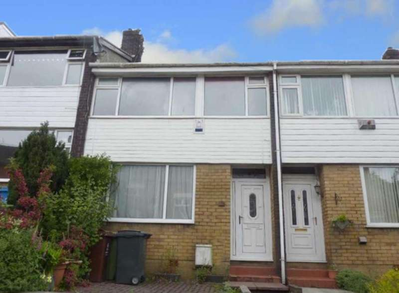 3 Bedrooms Terraced House for sale in Sharples Hall Street, Oldham