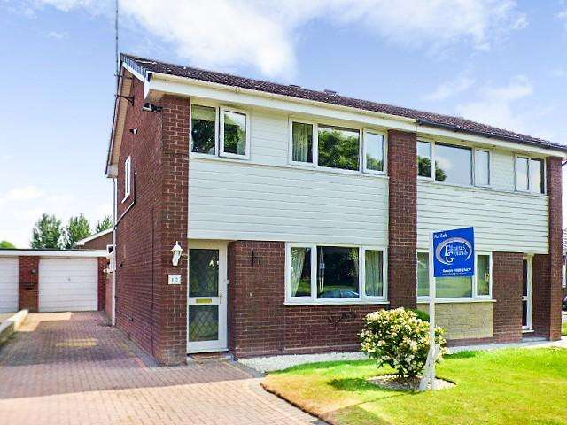 3 Bedrooms House for sale in Braithwaite Close, Beechwood, Runcorn